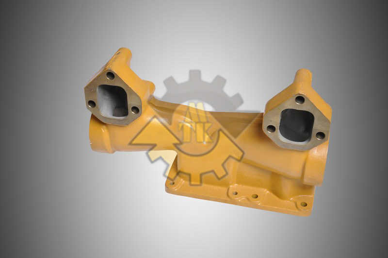 Manifold Exhaust Front Rear Center